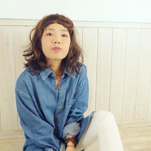 前髪短めおしゃれガール #似合わせ#大人かわいい#伸ばしかけ|SINCERITYのヘアスタイル