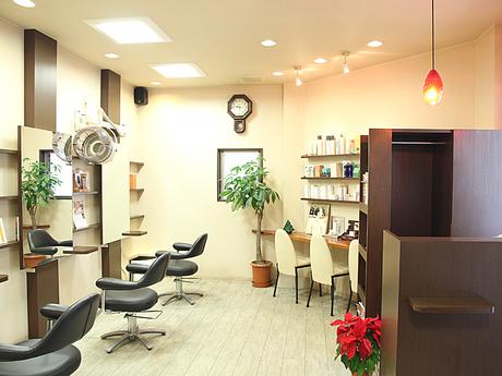 ヘアー&エステ JAPS Hair Salon