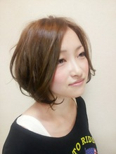 カジュアルボブ|ヘアー&エステ JAPS Hair Salonのヘアスタイル