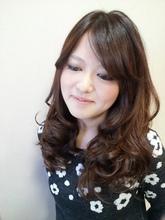 ゆるふわランダムパーマ|ヘアー&エステ JAPS Hair Salonのヘアスタイル
