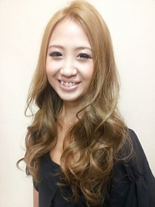 ★揺れふわカール★|ヘアー&エステ JAPS Hair Salonのヘアスタイル