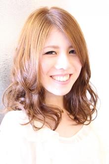 ミディアム☆Mix|RULA hairのヘアスタイル