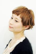 ふんわりマッシュショート YARD. 竹下 孝憲のヘアスタイル