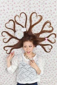 はーと♪♪|Hair Make Liberteのヘアスタイル