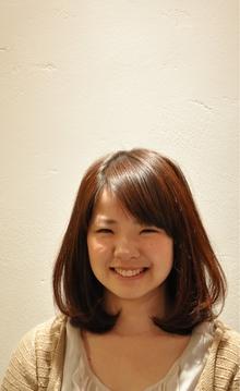 【avli】愛されミディ|avliのヘアスタイル