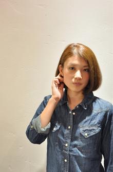【avli】スマートボブ|avliのヘアスタイル
