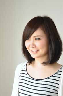 【avli】重軽!!ワンカールボブ|avliのヘアスタイル