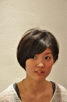 【avli】ニュアンスショート|avliのヘアスタイル