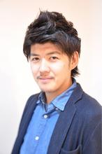 【avli】毛先遊ばせ2ブロック!|avliのメンズヘアスタイル