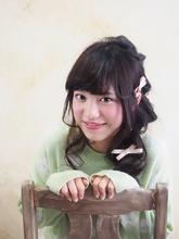 ゆるふわLONG|Cadre 新小岩店のヘアスタイル