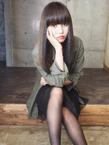 ストレート|Cadre 新小岩店のヘアスタイル