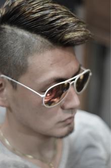 C・ロナモヒカン|Cadre 新小岩店のヘアスタイル
