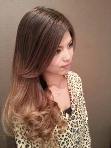 グラデーションカラー|Hair&Nail CAMELのヘアスタイル
