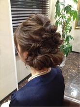 編みこみスタイル|Hair&Nail CAMELのヘアスタイル