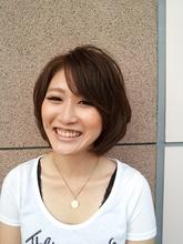 フェミニンボブ☆|Hair&Nail CAMELのヘアスタイル