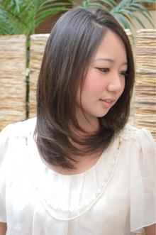 スゥイートミディアム|Hair&Nail CAMELのヘアスタイル