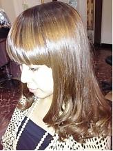 メープルブラウン♪|Hair&Nail CAMEL 室井 麻衣のヘアスタイル