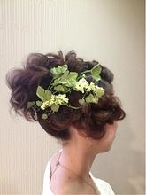 フレンチガーリー♪|Hair&Nail CAMEL 室井 麻衣のヘアスタイル
