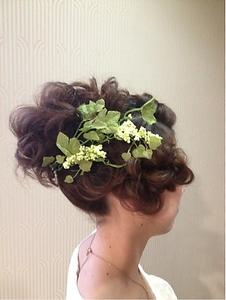 フレンチガーリー♪ Hair&Nail CAMELのヘアスタイル