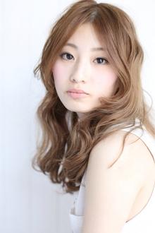 外国人風 / ラフ ベージュ hair Coletteのヘアスタイル
