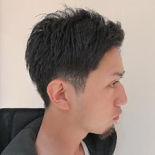 刈り上げコンパクトショート|COLETTEのメンズヘアスタイル