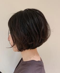 襟足ギリギリボブ|COLETTEのヘアスタイル
