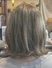 ダブルカラー グレージュ|Coletteのヘアスタイル