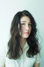 暗髪ヴィンテージロング|Coletteのヘアスタイル