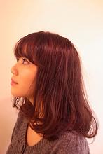 ミディアムボブ|Salon Moda 有澤 貴弘のヘアスタイル