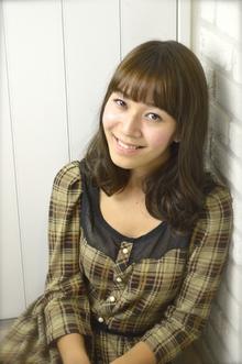 【 秋 おすすめ 】シナモンベージュ|Hair Lounge Ayung(ヘアラウンジ アユン)のヘアスタイル