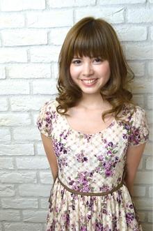 ドーリーガール|Hair Lounge Ayung(ヘアラウンジ アユン)のヘアスタイル