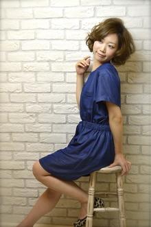スカーレット・ルーズ|Hair Lounge Ayung(ヘアラウンジ アユン)のヘアスタイル