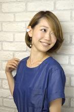 【アユン】Career GIRL|Hair Lounge Ayung(ヘアラウンジ アユン) 川崎 敏智のヘアスタイル