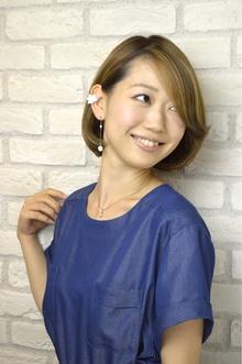 【アユン】Career GIRL|Hair Lounge Ayung(ヘアラウンジ アユン)のヘアスタイル