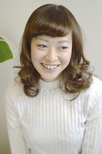 Ayung アッシュルミエールカラー Hair Lounge Ayung(ヘアラウンジ アユン) 清水 有実子のヘアスタイル