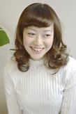 Ayung アッシュルミエールカラー|Hair Lounge Ayung(ヘアラウンジ アユン)のヘアスタイル