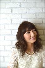 リラックスカール Hair Lounge Ayung(ヘアラウンジ アユン) 清水 有実子のヘアスタイル