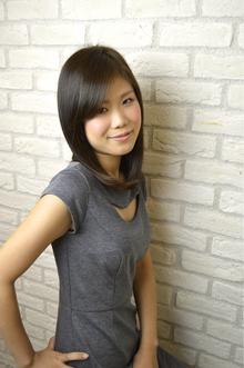 レディの大人ストレート|Hair Lounge Ayung(ヘアラウンジ アユン)のヘアスタイル