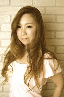 Ayung グラマラスロング|Hair Lounge Ayung(ヘアラウンジ アユン)のヘアスタイル