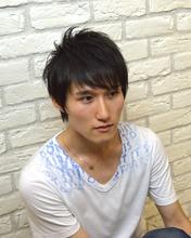 【アユン】College Style|Hair Lounge Ayung(ヘアラウンジ アユン) 川崎 敏智のメンズヘアスタイル