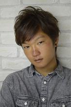 ルーズショート|Hair Lounge Ayung(ヘアラウンジ アユン)のメンズヘアスタイル