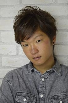 ルーズショート|Hair Lounge Ayung(ヘアラウンジ アユン)のヘアスタイル