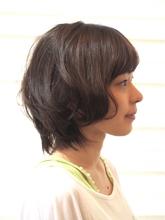 ライトウェイトボブ|Hair Salon Haricotのヘアスタイル