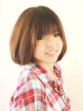 ゆる巻きパーマ|Hair Salon Haricotのヘアスタイル