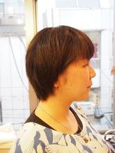 夏お勧めショートボブ|Hair Salon Haricotのヘアスタイル