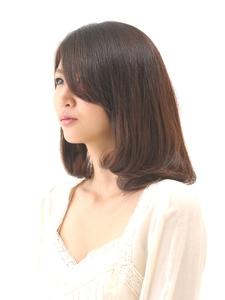 Aラインボブ|Hair Salon Haricotのヘアスタイル