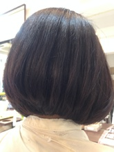 グラデーションボブ|Climb hairのヘアスタイル