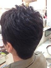 メンズショート|Climb hairのメンズヘアスタイル
