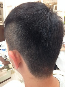 メンズツーブロックスタイル|Climb hairのヘアスタイル