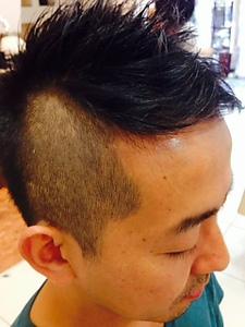 ツーブロック|Climb hairのヘアスタイル